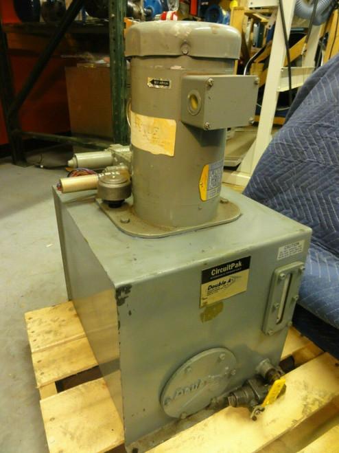 CircuitPak Hydraulic Power Unit Model T10VP-30-M-P1-DFTTACYC-G15-T-401A1