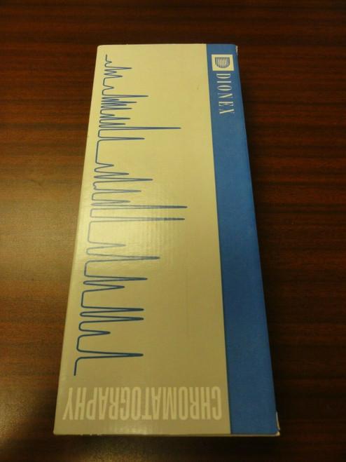 Dionex IonPac CG3 Guard, 4 x 50 mm Column - PN: 037025 (1999) *NEW UNOPENED*
