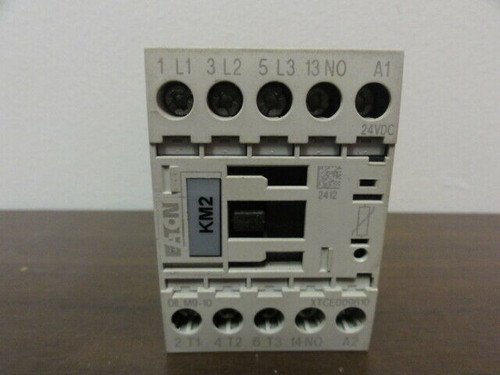 EATON DILM9-10 XTCE009B10 CONTACTOR 24VDC