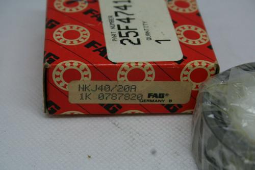 FAG Model NKJ40/20A Bearing *NEW*