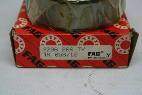 FAG Model 2206.2RS.TV Bearing *NEW*