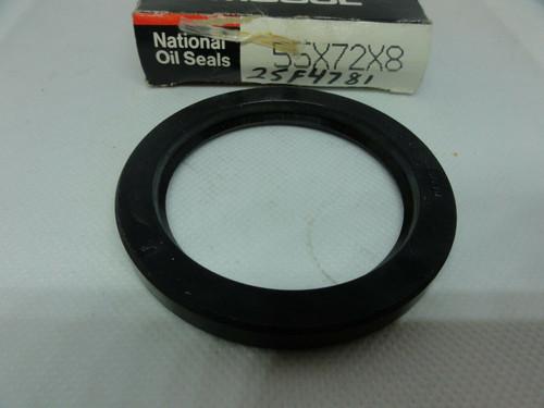 Federal Mogul National 55X72X8 Multi Purpose Oil Seal