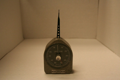HALDA Model LMV1091 Inclinometer