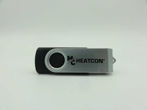 HEATCON DATA HCS-DCAS-04 CAPTURE AND ANALYSIS SOFTWARE USB STICK WITH .EXE FILE