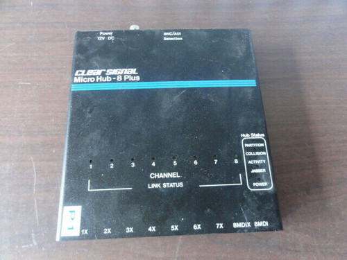 Inmac Model 903220 Microhub-8 Plus 8-Port Hub