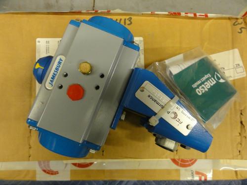 Jamesbury VPVL100 SR4/5BC Pneumatic Actuator - See Description For Specs *NEW*
