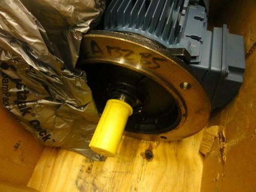 LAFERT Type: AMH132SZA4 MOTOR 7.5HP, 3PH, 60Hz, 18.8/9.4 Amp, 1755 RPM, 230/460V