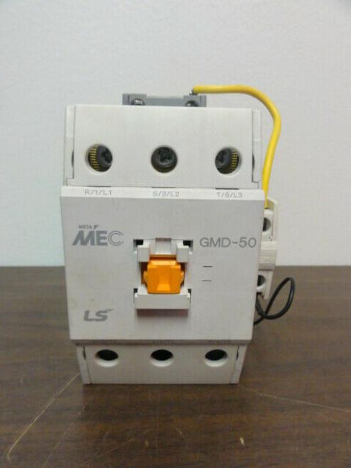 LG META MEC GMD-50 Coil Starter Contactor- 240 VAC