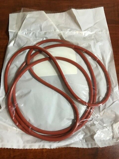 Lot of 6 McMASTER CARR SUPPLY O-RINGS PART NO. 390-S70