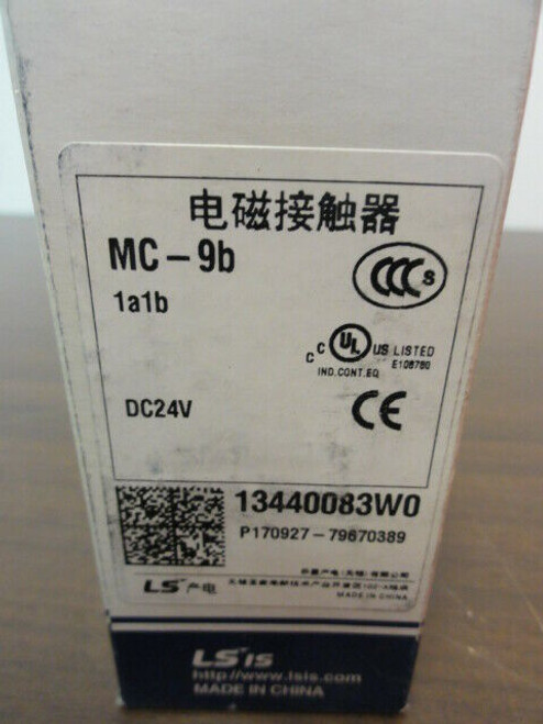 LS Contactor MC-9b Metasol Contactor