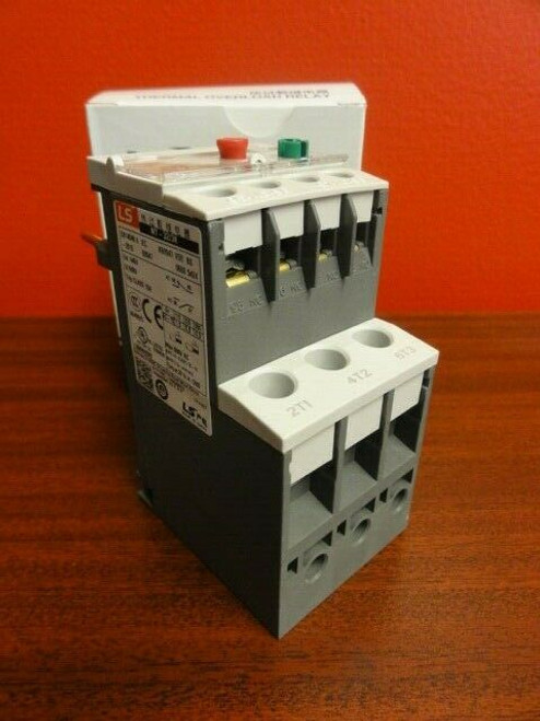LS METASOL MT-32/3K SCREW THERMAL OVERLOAD RELAY w/ REMOTE RESET 400mm
