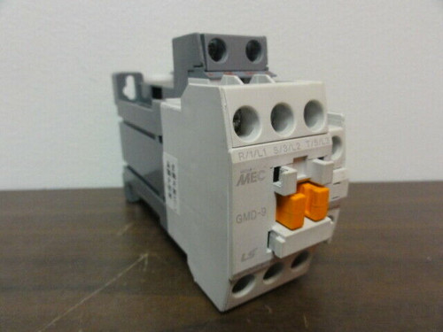 LS MEC GMD-9 Magnetic Contactor - USED