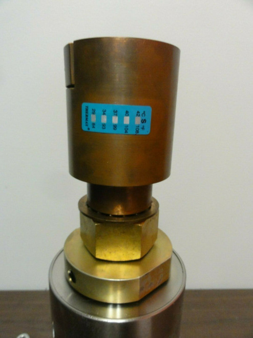 Meridian MC-2000 2000 Amp Single Contact Rotary Ground - Slip Ring, S/N 217.615
