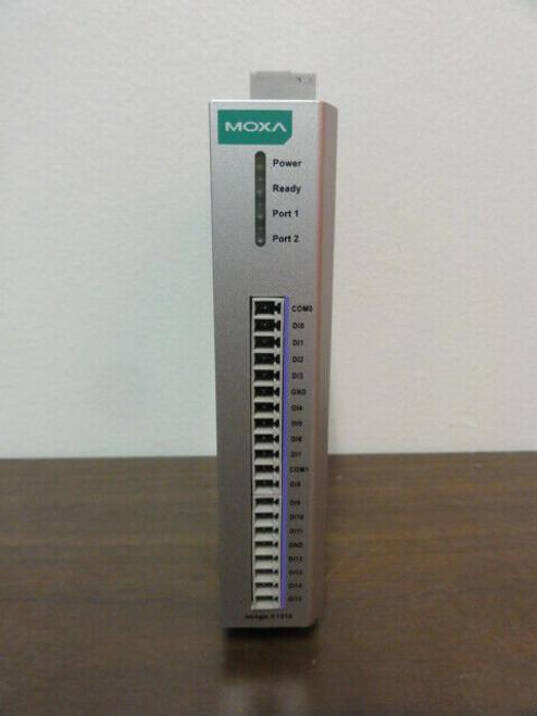 Moxa ioLogic E1210 Ethernet I/O Controller - 12-36VDC 400mA