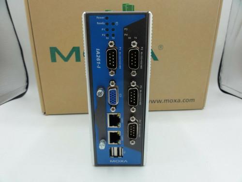 Moxa IA261-1-CE/US/EU V1.2 Embedded Computer Module w/ Guide, Software & P.S.