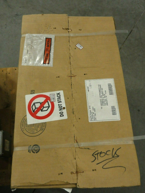 NEW G&L 10ASH1K5E5 Pump SSH 1 - 2x 8, Baldor 7.5HP MOTOR, *IN BOX*