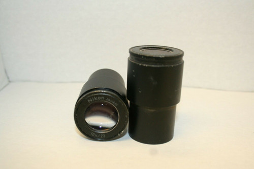 Nikon 10x/23 Microscope Eyepieces (Set of 2)