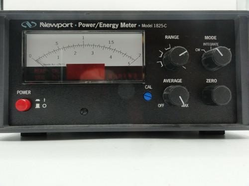 Newport Model 1825-C Power / Energy Meter