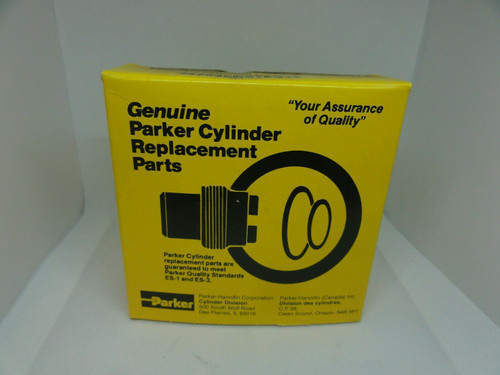 "PARKER PK2502A001 2-1/2"" BUNAN PISTON SEAL KIT *NEW UNOPENED*"