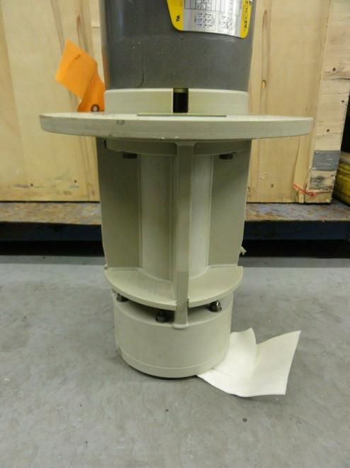 Pump w/ Baldor Motor 2HP 3450RPM 208-230/460V, Spec 35K816-672 FR: 145TC