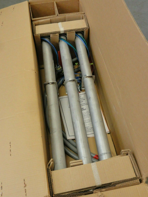 "Process Technology S4434X-PIM, Immersion Heater, 4000W, 480V, 35"" Length"