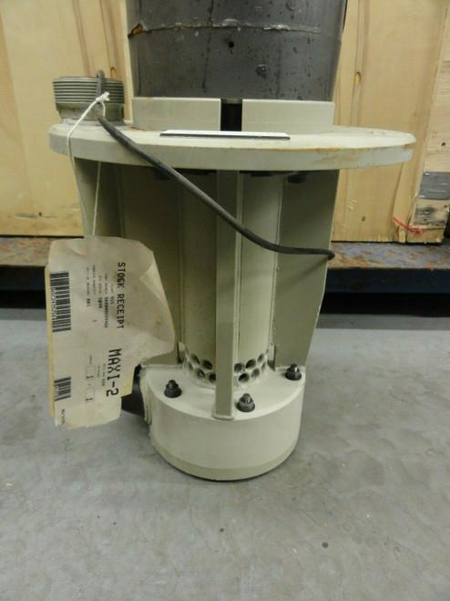 Pump w/ Baldor Spec 35K816-672 Motor 2HP 3450RPM 208-230/460V, FR: 145TC