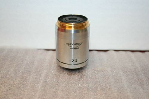Reichert Jung Plan 20x/0.40 Epi IK Microscope Objective