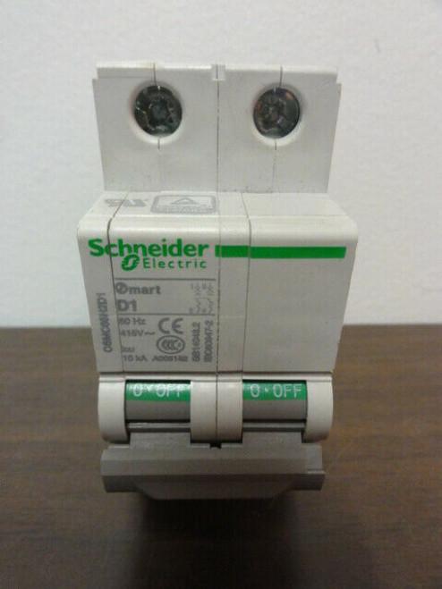 SCHNEIDER D2 CIRCUIT BREAKER - 50Hz 415V 10kA - OSMC65H2D2