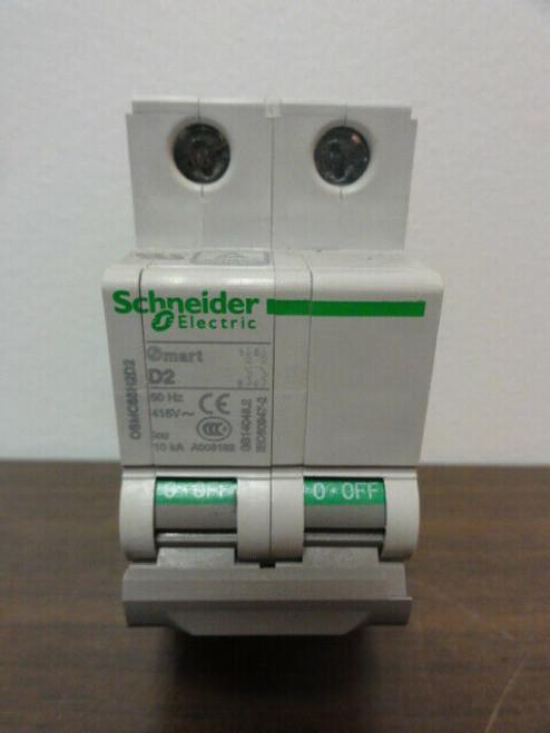 SCHNEIDER D1 CIRCUIT BREAKER - 50Hz 415V 10kA - OSMC65H2D1