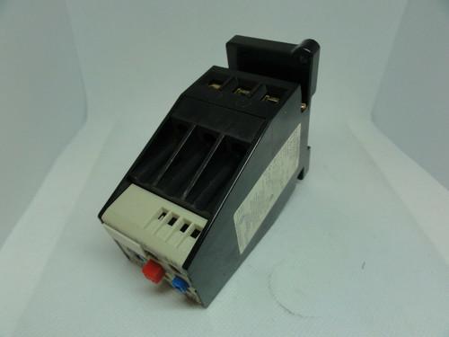 Siemens Model 3UA59 00-1C Motor Starter Overload Relay, 1,6-2,5A, 600V