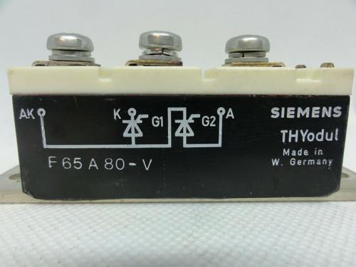 SIEMENS F65A80-V POWERBLOCK MODULE