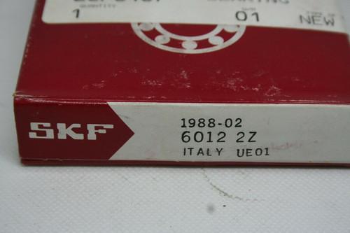 SKF Model 6012-2Z Ball Bearing *NEW*