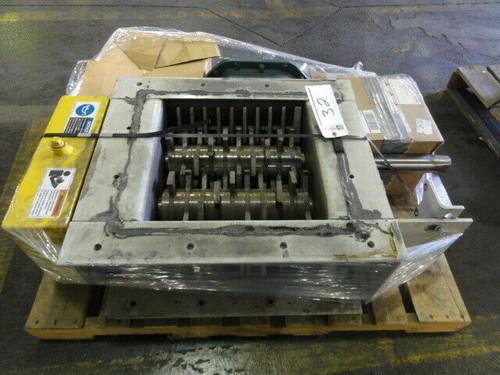 Steoman Machine Aurora DR 16X16-X Mill Pulverizer w/ Motor & Accessories