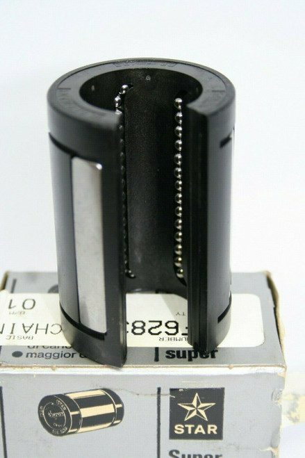Star Super Kugel-buchse 067-30 linear Ban Bushing, Size: 30x47x68mm *NEW*