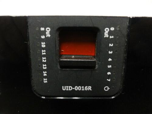 UNITRONICS UniStream UID-0016R Uni I/O Module