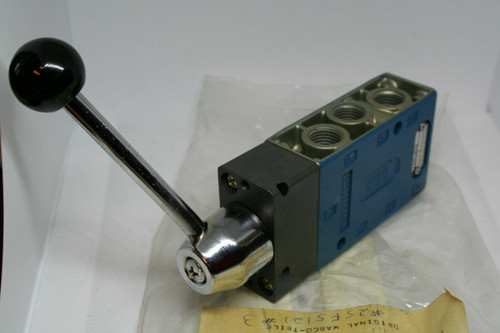Wabco #002-2288 Valve with Handle *NEW*