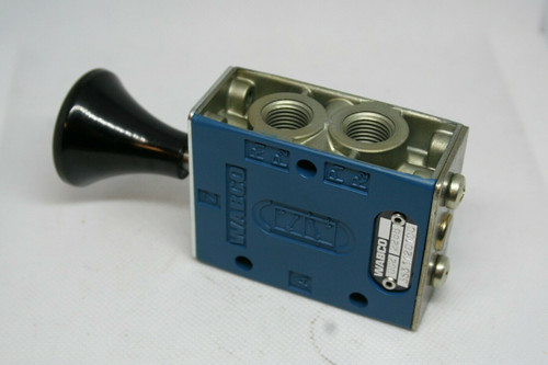Wabco #002-2288 Valve with Push Handle *NEW*