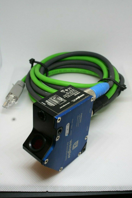 Wenglor PNBC002 High Performance Distance Sensor w/ Cables