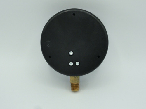 "WIKA 4"" Pressure Gauge -30 in Hg vac & 0-30 psi"