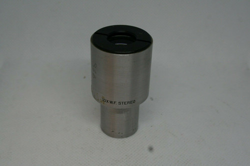 (1) Bausch & Lomb 10x W.F. Stereo Microscope Eyepeice