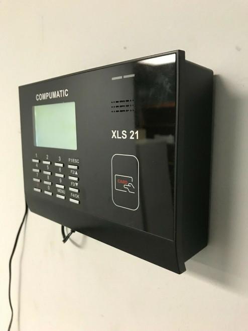 Compumatic XLS 21 PIN Entry & Proximity Badge Timeclock System