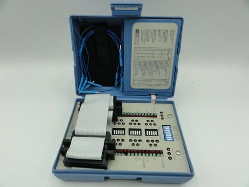 International Data Sciences Blue Box 100 Interface Monitor Breakout Box