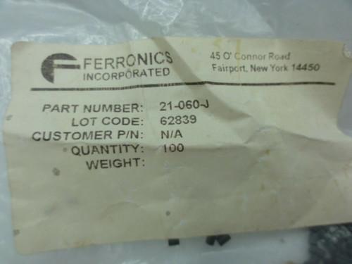 (169) Ferronics 21-030-J Ind Bead Ferrite