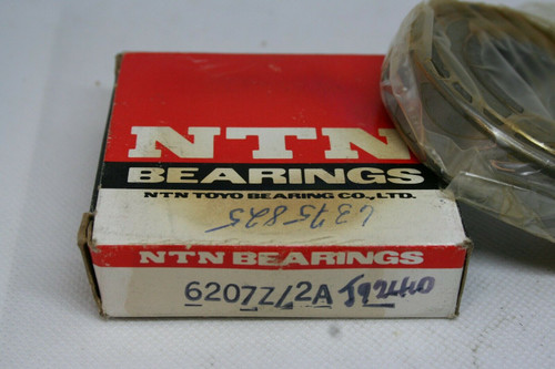 NTN Model 6207Z/2A Single Row Ball Bearing