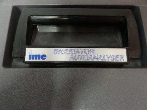 IME 6 Cell Incubator/Autoanalyser 2000 IME. Test