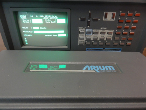 Arium ML4100 Logic Analyzer