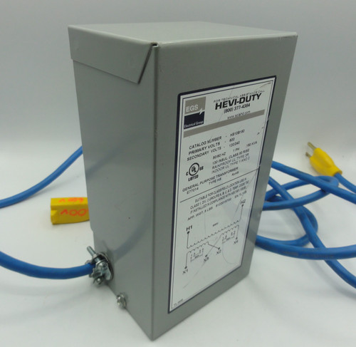 Hevi-Duty HS10B150 600V General Purpose Transformer with Cable