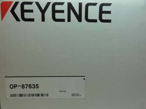 Keyence OP-87635 Electrical Cable