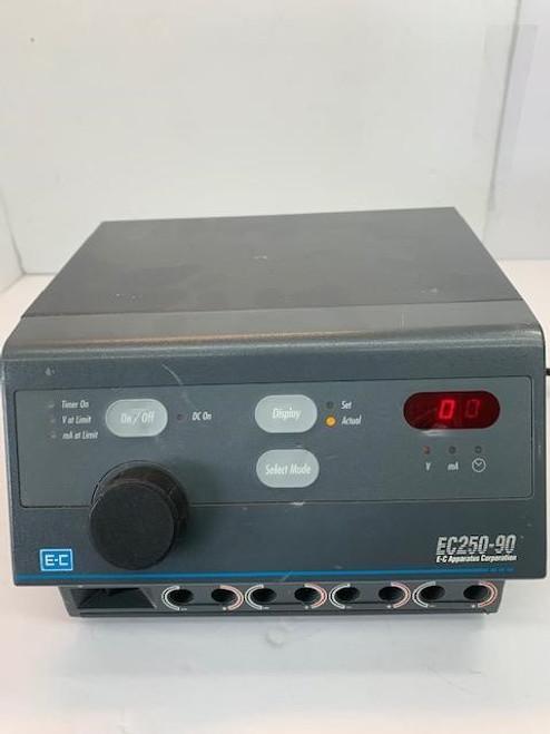 EC Apparatus Corporation Model EC 250-90 Power Supply