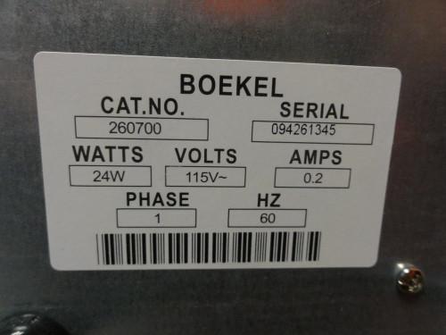 Boekel Cat# 260700 Mini Lab Microplate Incubator
